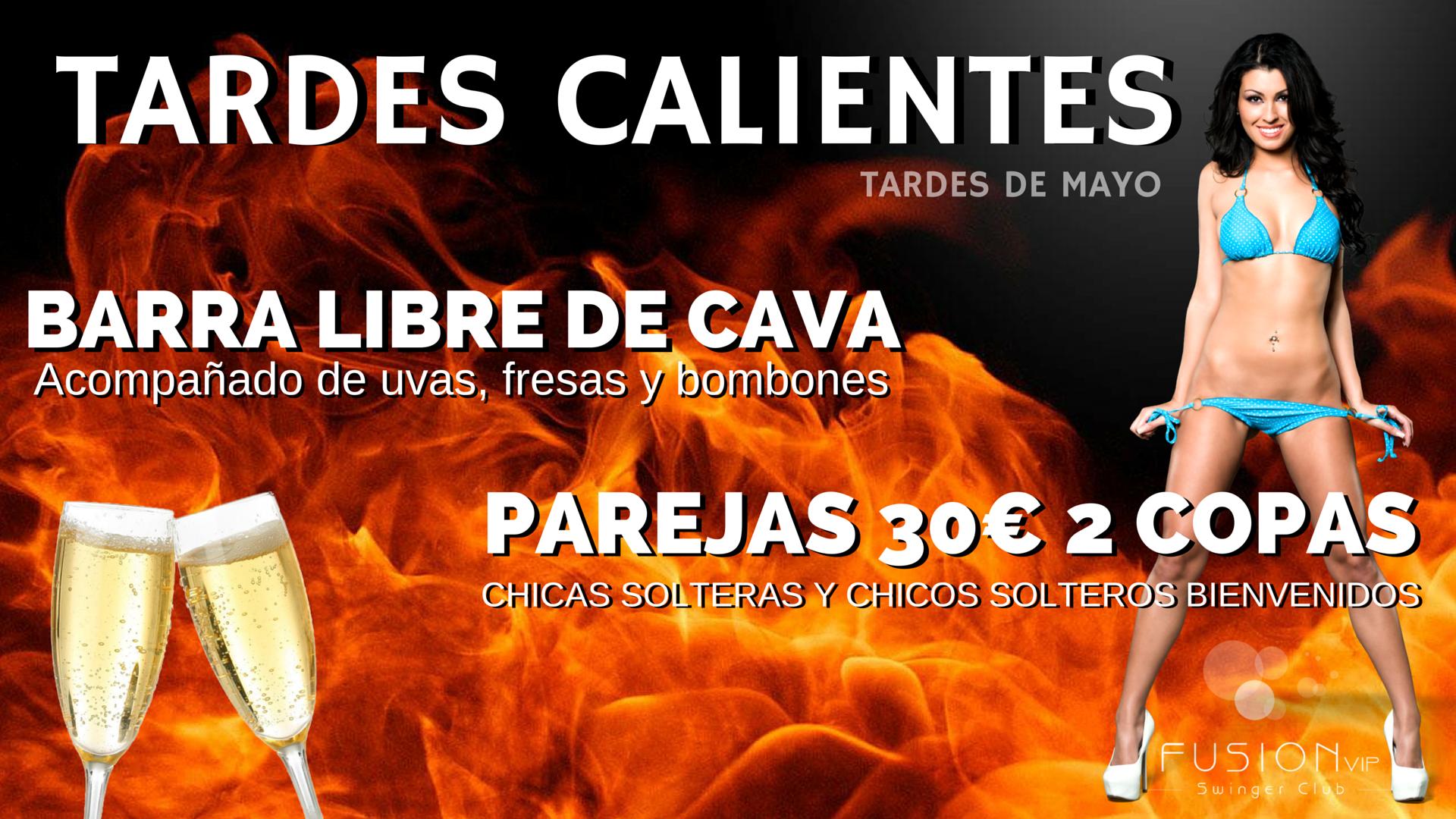TARDES CALIENTES FUSIONVIP SWINGER MADRID