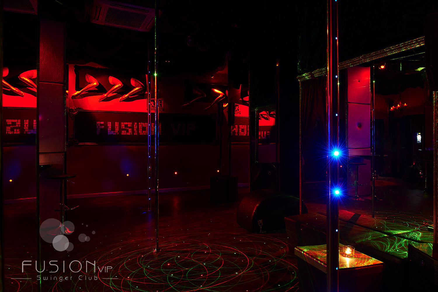 Galeria fusionvip for Club intercambio madrid